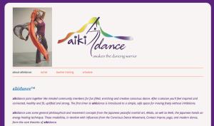 aikidance homepage